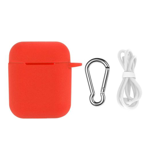 Compatible With Earpods Case,Bluetooth Headset Silicone Case