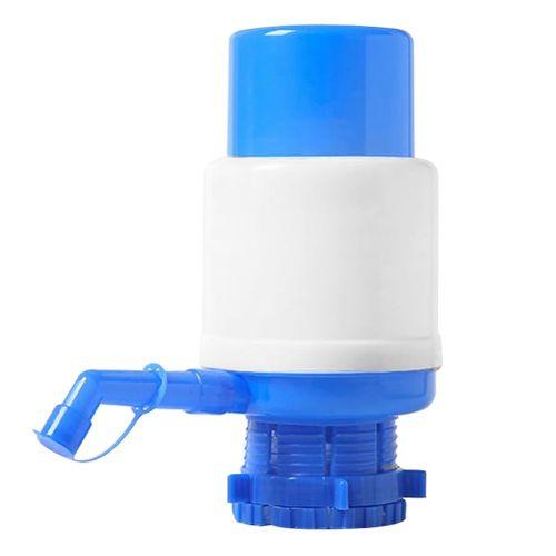 Portable Bottled Water Pump Plastic Manual Hand Press Drinking Water Dispenser