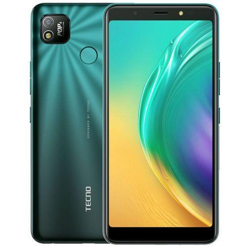 Pop4 (BC2c), 6FW+ IPS Screen, Android Q, 8MP+5MP Rear With Flash,32GB ROM +2GB RAM, 5000mAh, Ice Lake Green
