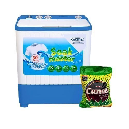 8KG Washing Machine -Semi-Automatic TLSA08B + Free Detergent