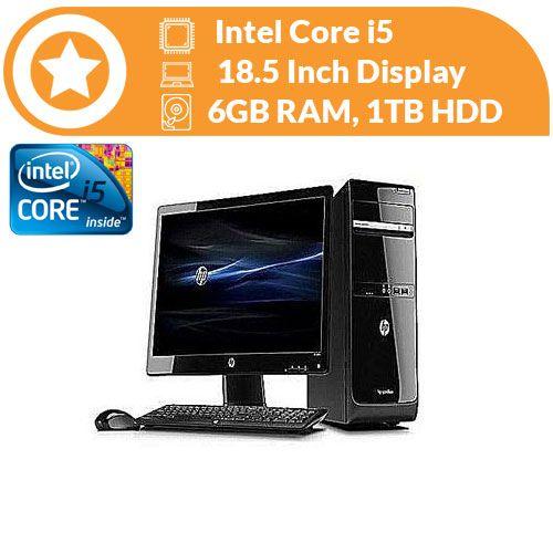 Pro 3400 MT PC -Core I3, 6GB RAM, 1TB HDD,Win 10