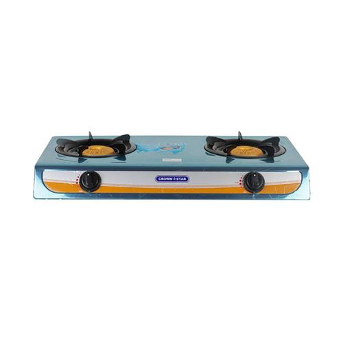 2 Burner Table Top Gas Cooker With Auto-ignition