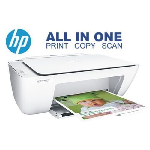 Deskjet 2130 All In One Printer (Print + Scan + Copy) (Optional USB Cable)