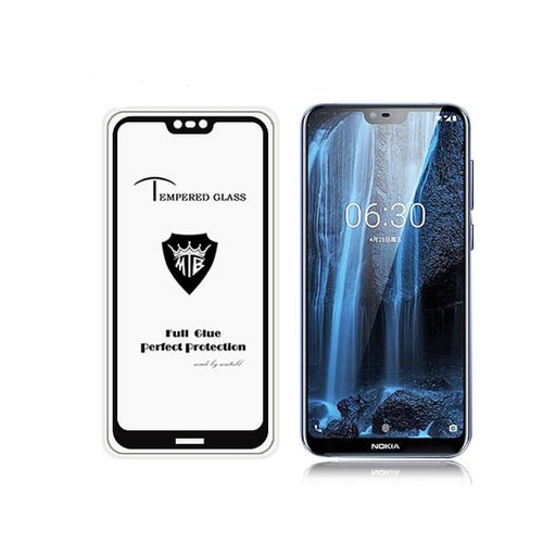 Nokia 6.1 Plus/Nokia X6 2018 Screen Protector..9H Hardness Tempered Glass
