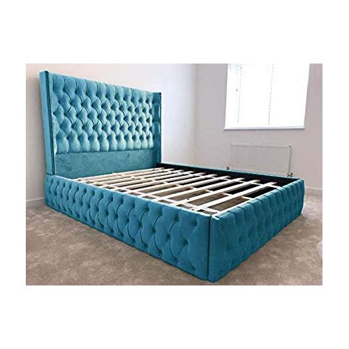 Royale 6by6bed(free Side Drawer)+Pillow-Free Lagos Delivery