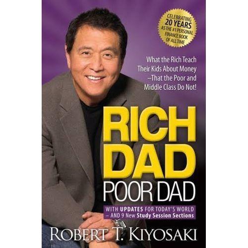 Rich Dad Poor Dad.
