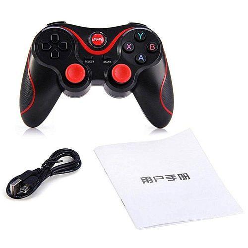 Bluetooth V3.0 Gamepad Dual Joystick Gaming Controller LBQ