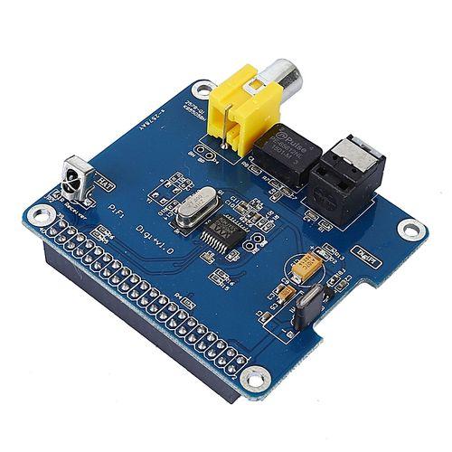 SC07 Raspberry Pi HIFI DiGi+ Digital Sound Card I2S SPDIF Op
