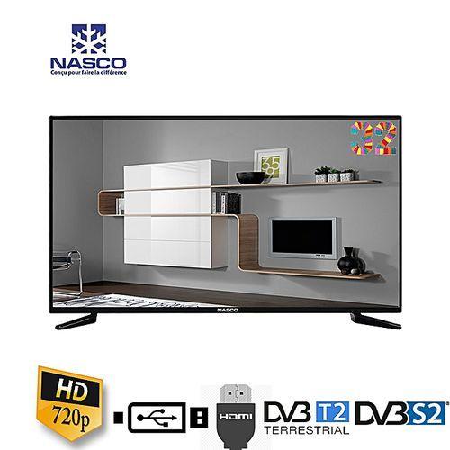 "43"" Digital LED Satelite TV With Built In AVR & MPEG4 Decoder +Wall Bracket"