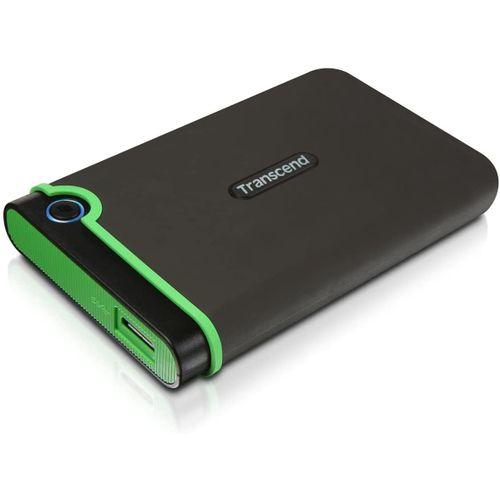 1TB USB 3.1 StoreJet Shock Resistant Portable Hard Drive- Black