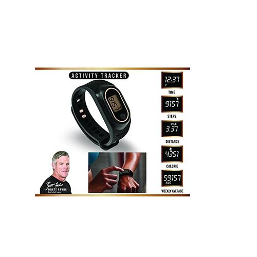 Copper Fit Step FX Wireless Activity Tracker, Wristband