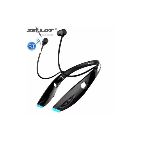 Zealot H1 Neckband Bluetooth Wireless Stereo Earphone.