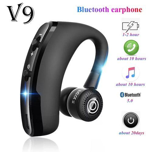 V9 Wireless Bluetooth Headset -----Black