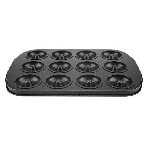 Carbon Steel Doughnut Mold Chocolate Bread Cake Desserts Non-Stick Baking Mould Making Tool
