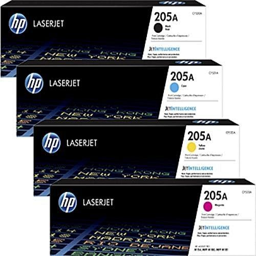 205a GENUINE Toner Cartridges All In One