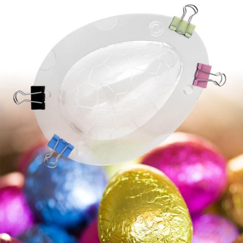 DIY Easter Eggs Mould Chocolate Mold Cake Molds Cake Decorating Baking Tools