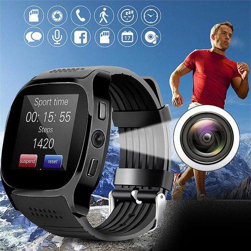 Bluetooth Smart CardPhone Watch Sports Step Smart Wear Watch