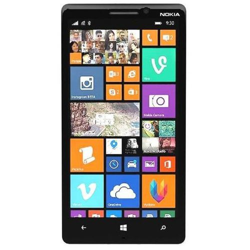 Lumia 930 - Bright Orange