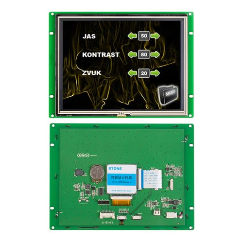 "8.0"" Smart TFT LCD Touch Screen Module"