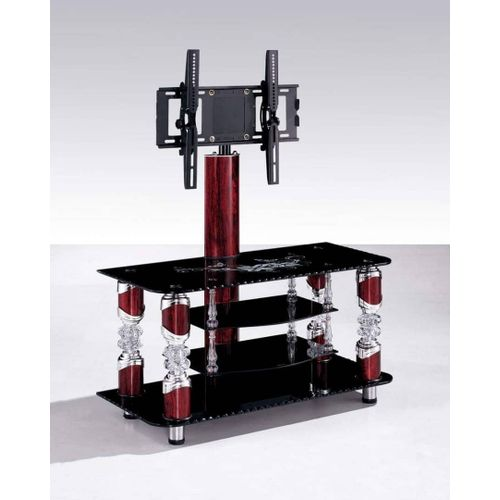 Lcd/Led Glass TV Stand With Bracket