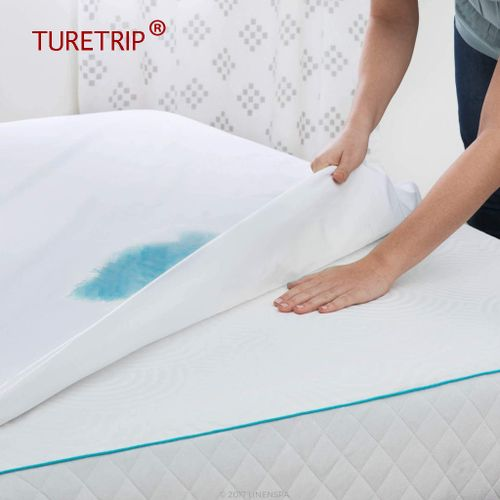 Fashion Bedsheet Pillowcase Bedroom Waterproof Cover