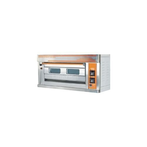 Industrial 2 Trays 1 Deck Gas Oven