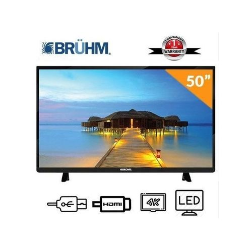 BRUHM 50-INCH TELEVISON