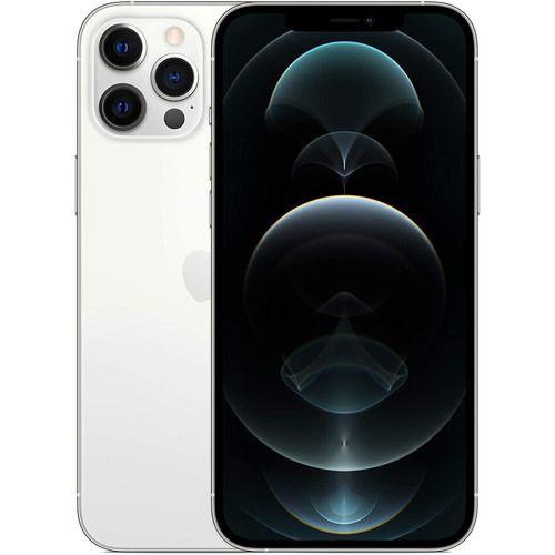 IPhone 12 Pro Max - 256GB, 6GB RAM, 6.7-Inch,(12MP+12MP+12MP) - 5G-Silver