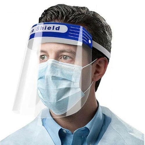 Oil Splash Proof Dust Face Protective Facial