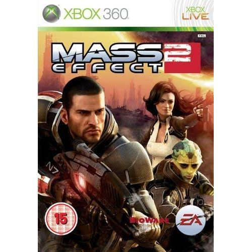 Mass Effects 2 Xbox 360