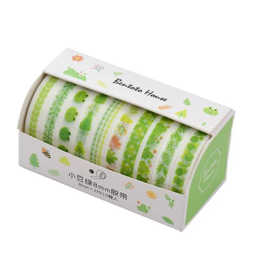 Washi Japanese Paper Tapes Scrapbooking Tape Rolls Lovely