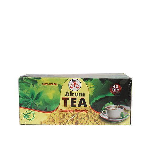 Akum Tea 100% Herbal For Diabetes Remedy