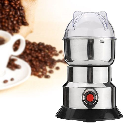 Electric Herb Bean Wheat Coffee Mill Grinding Machine