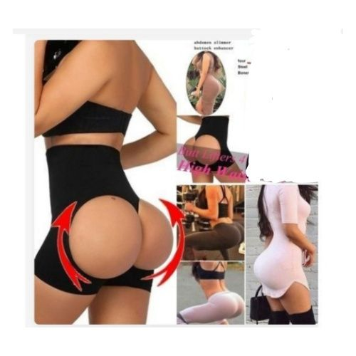 Tummy Control Butt Lifter With Short Tight