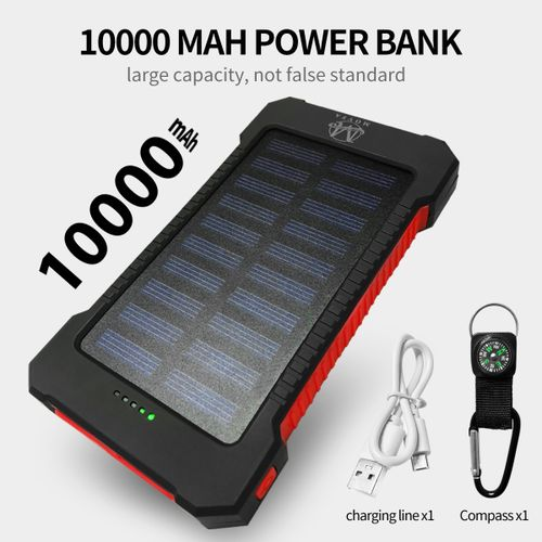 20000 MAH Fast Charging Dual USB Portable Power Banks