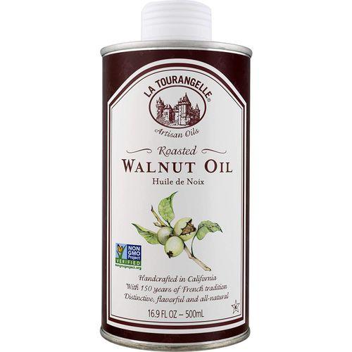 Walnut Oil, Non GMO 16.9 Fl Oz (500ml)