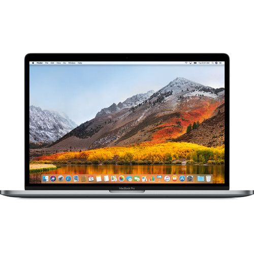 "Macbook Pro 15.4"" 2.9GHZ - 1TB SSD - 32GB Ram - Core I9 - Model 2018 Touch Bar (MR952LL/A)"