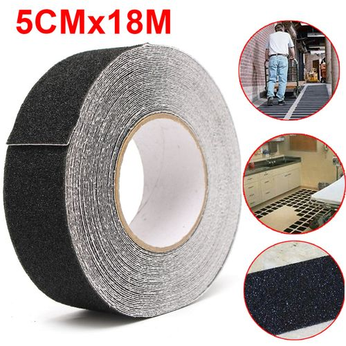 5CM*18M Roll Of Tape Non Slip Stickers Stairs Decking Strips