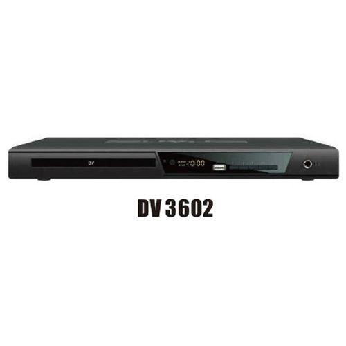 DVD Player DV3602 With USB-Black