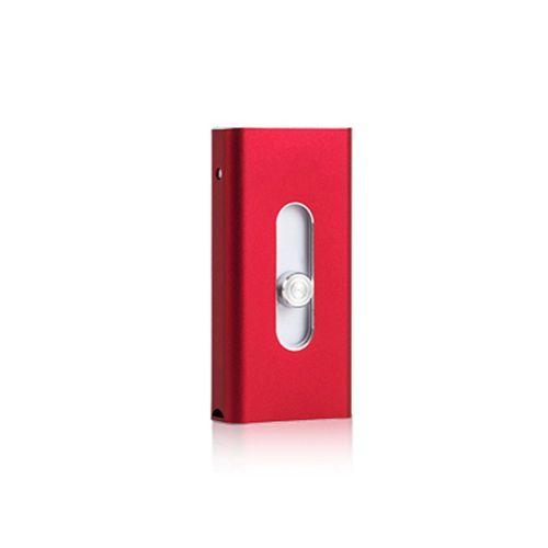 USB3.0 Flash Drive 128GB Memory Stick 64GB 32GB 16GB 8GB Sticks Metal Pendrive Red
