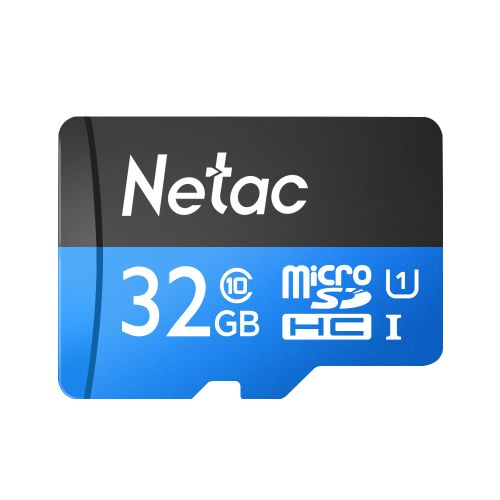 Netac P500 Class 10 32G Micro SDHC TF Flash Memory Card Data