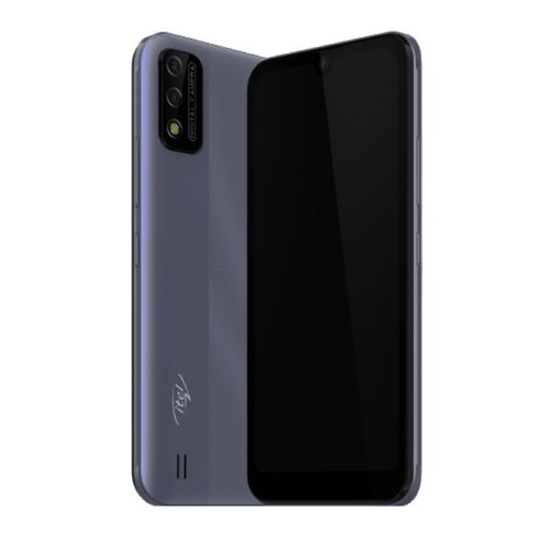 """A37 5.7"""" HD+ Waterdrop Screen, 1GB RAM + 16GB ROM, Android 10, 3020mAh Battery, 5MP Camera, Face ID - Blue + Free Case"""