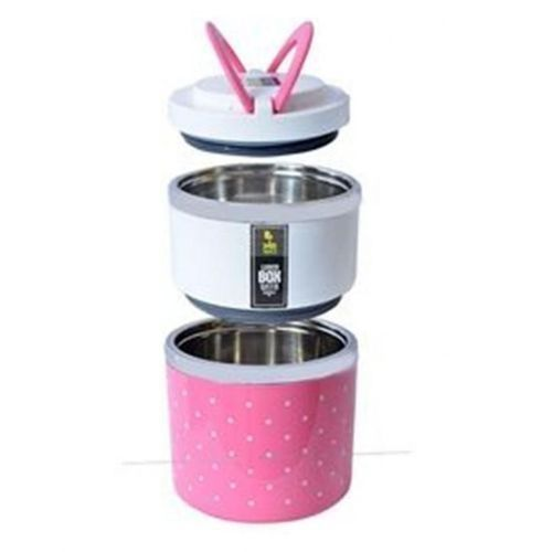 Double Layer Food Flask-