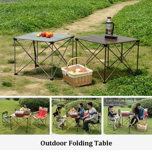 Folding Table Desk Trestle Camping Party Picnic BBQ Graden Yard Plastic ?