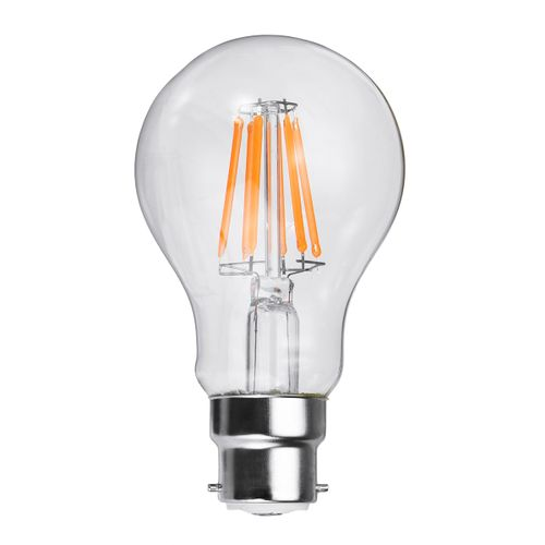 E27/B22 6W COB LED Plant Grow Light Bulb Hydroponics Veg Bloom 85-265V