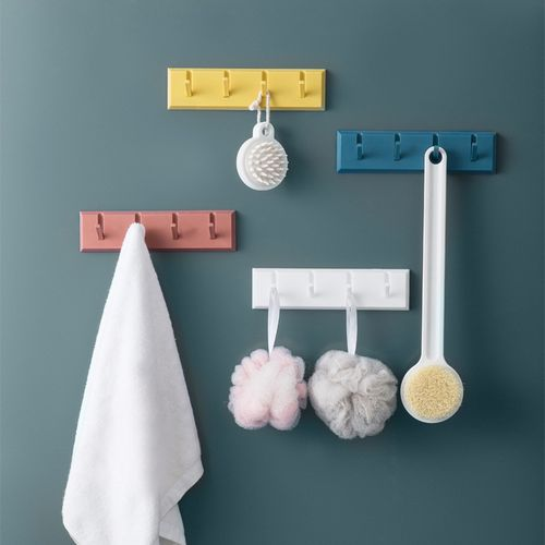 Wall Adhesive Hook Strong Suction Cup Hanger Bathroom