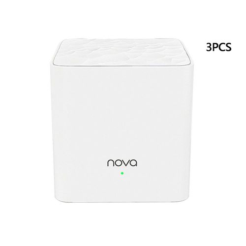Villa Large-Sized Duplex Home Distributed Wireless Free Wiring Wifi Router White