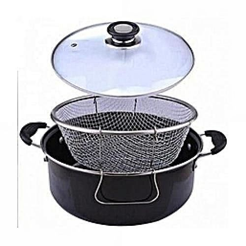 Non-Stick Manual Deep Fryer