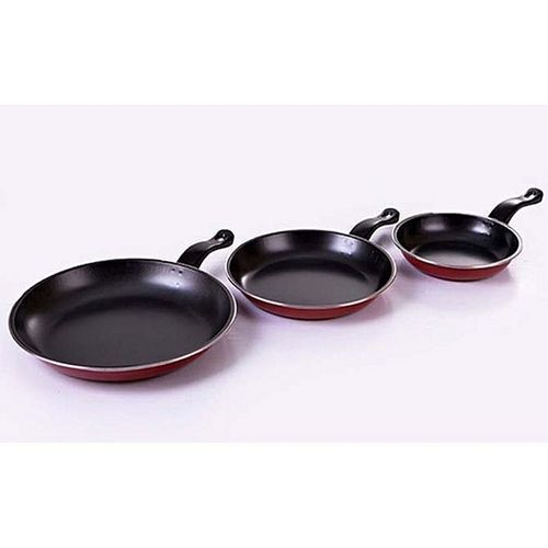 3 In 1 Non-Stick Frying Pan