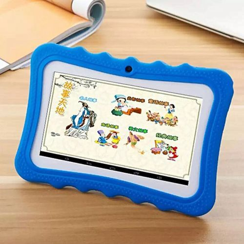 HOT SELA 7 Inch Children's Wifi Android HD Learning Tablet